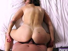 Sloane Innocent housewife does Anal