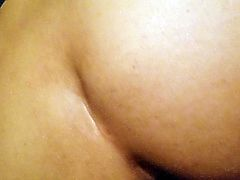 Watch me fuck my fat ass RICAN WIFEY doggystyle homeade