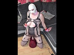 Machine fucking hotsubwife compilation