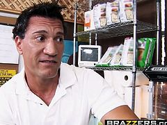 Brazzers - Baby Got Boobs - Sammie Spades Marco Banderas - C