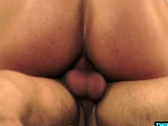 Latin twinks flip flop and cum in ass