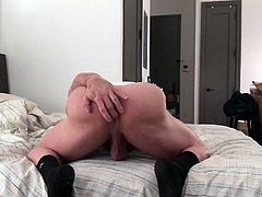 Squirting Cum From My Pussy