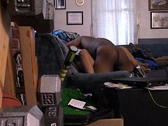 Hubby Catches Wife On Hidden Cam