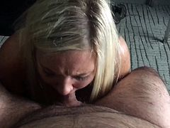 Throat Fucking my young friend