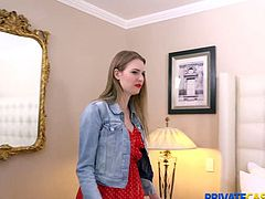 PrivateCastingX - Ashley Lane - Amazing fuck at fake audition