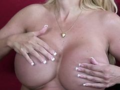 huge-titted harmony bliss boned