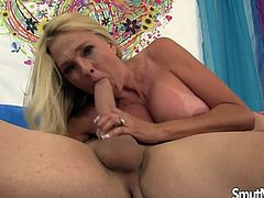 Mature Pussy needs big cocks only