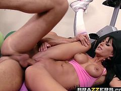 Big TITS in Sports - Gia Dimarco Danny Mountain - Marathon
