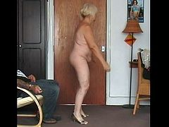 62 year old granny chancing naked