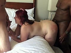 BIG BOOTY MARRIED WOMEN FIRST TIME BBC