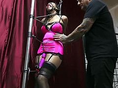 Pole Tied and Vibed