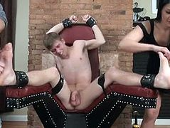 Horny Young Nephew Kevin Tickle Abuse