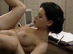 Monica sucking and fucking compilation