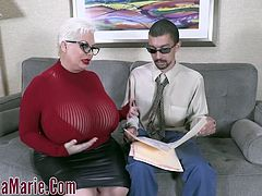 Claudia Marie Pays Her Taxes