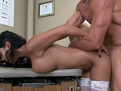Reality Junkies presents Big breasted Nurse Priya Rai in Hgih Definition video 720p . Enjoy this horny nurse examines this dudes hard cock