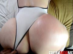 Virgo Peridot is a SEXY-THICK-ASS-SMALL-36B-BOOBS-PAWG-MILF who loves SUCKING & FUCKING BBC WITH A CUM-ON-ASS ENDING!!!
