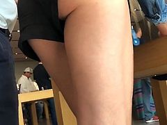 Fantastic Teen With Dad