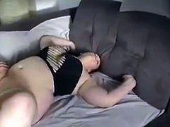 shameless bbw wife likes to be good fucked by her new boss
