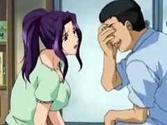 Check out this amazing Japanese Hentai cartoon where smoking hot and horny animated brunette with juicy tits is getting fucked hard.
