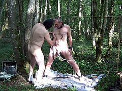 BDSM outdoor
