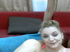 Hot Teens Having Fun with Anal Dildo - See more Teencambr.com