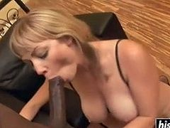 Milf Adrianna nicole gets assfucked by young BBC