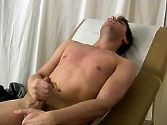 Extreme ass gay porn The doctor commenced the exam and