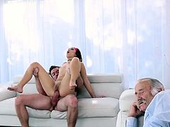 Teen babe solo toy Scary Movies With Stepbro